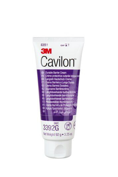 Picture of Cavilon Durable Barrier Cream 3M 3392G 92g Tube